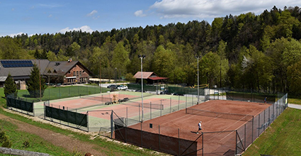 Tennis sport club Vogu center